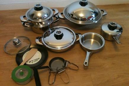 Les casseroles de Saveurs et Astuces