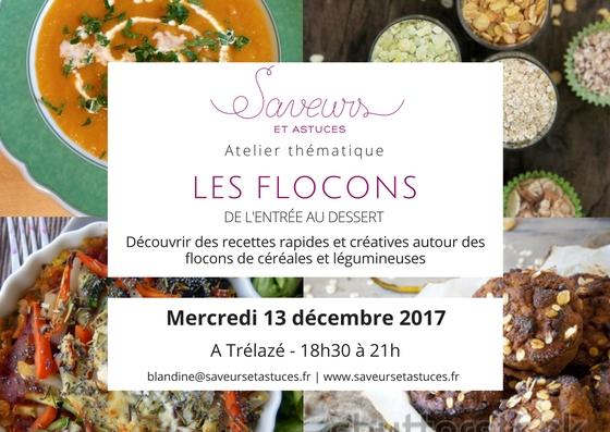 Les flocons - Mercredi 13 décembre 2017
